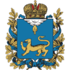 100px-Coat of Arms of Pskov oblast